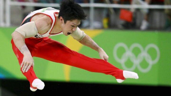 Olympics: Japanese gymnast Uchimura tests positive for Covid-19 ahead of key meet