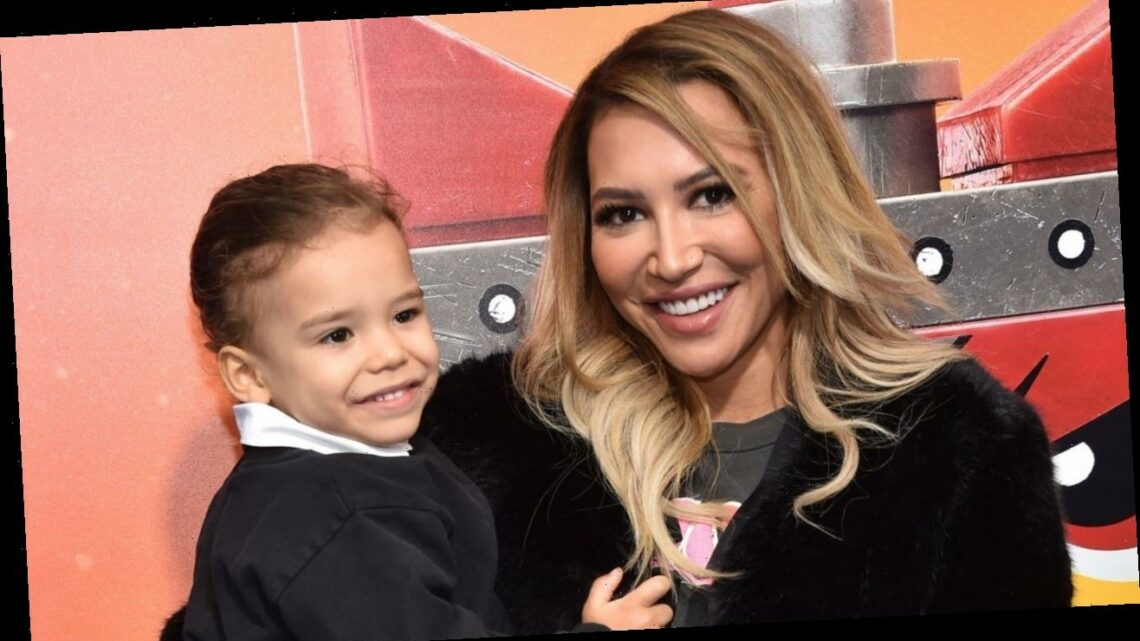 Naya Rivera's Son Josey Dances to Michael Jackson In Cute New Videos