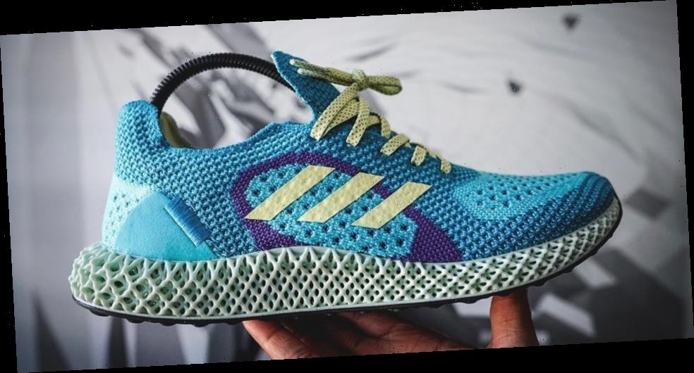 """adidas ZX 4D Carbon """"Aqua"""" Brings Og ZX Style Into the Modern Day"""