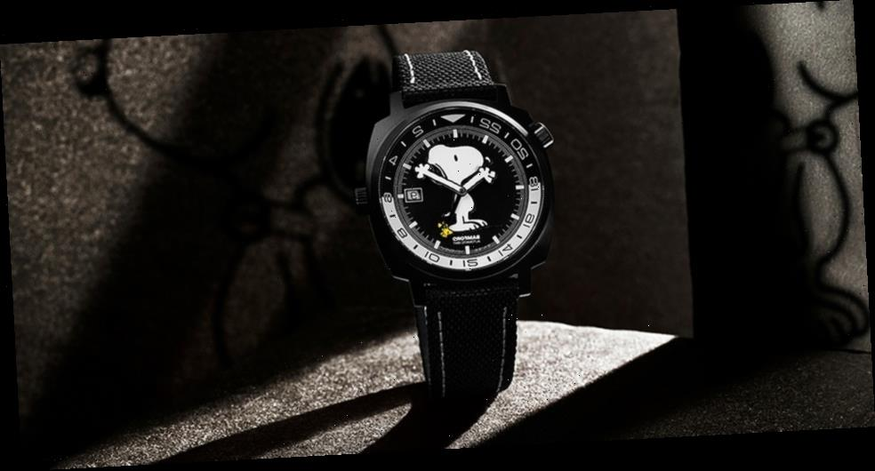 Bamford London Celebrates Peanuts 70th Anniversary With Two Snoopy Watches