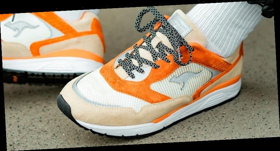 """The KangaROOS Ultimate """"Triple Zero"""" Is Made of Fire Hoses and Jackets"""