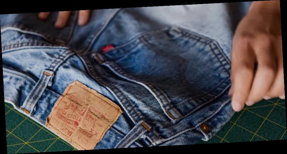 Levi's Launches Denim Buyback Initiative SecondHand