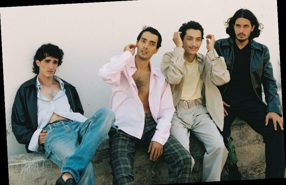 Draping Elegance Permeates Maryam Nassir Zadeh's Debut Menswear Collection