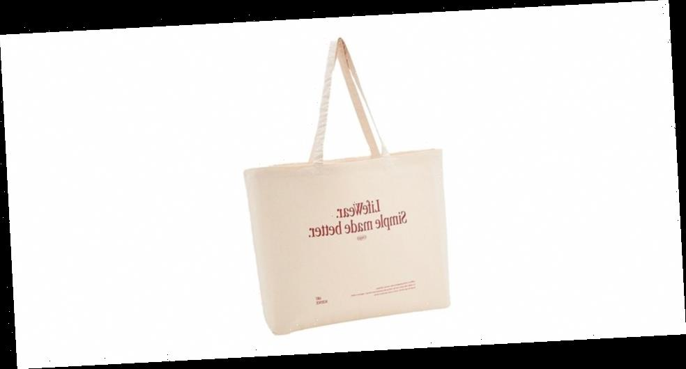 UNIQLO Launches LifeWear Series of Eco-Friendly Printed Tote Bags