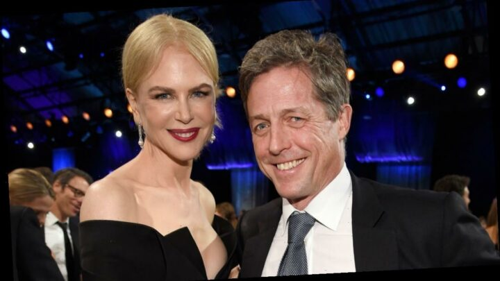 Nicole Kidman Tells Hugh Grant She Auditioned for 'Notting Hill'