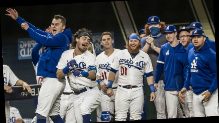 Dodgers favored over Rays to win World Series