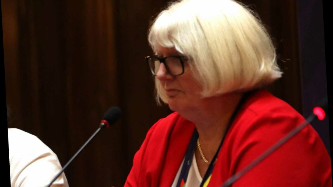 Under-fire British Gymnastics chief Jane Allen to retire