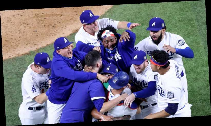 Los Angeles Dodgers beat Tampa Bay Rays to win first World Series since 1988