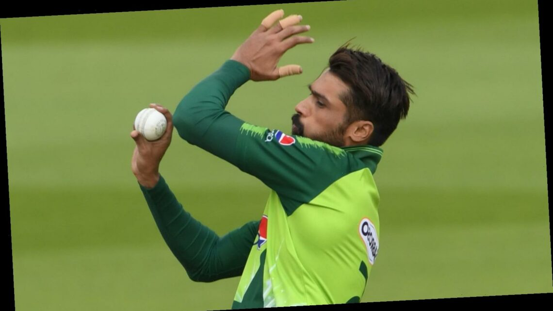 Mohammad Amir dropped by Pakistan for white-ball series against Zimbabwe