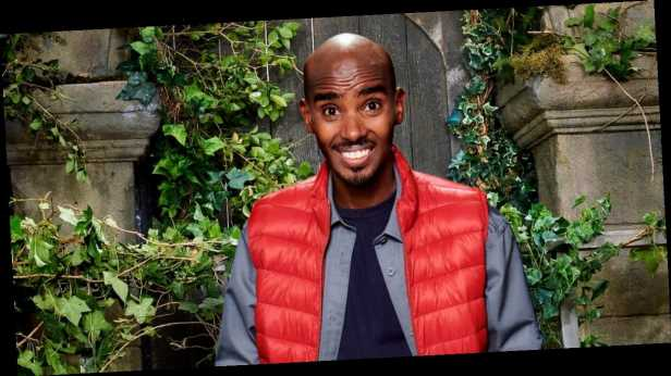 Mo Farah to be given special halal meals while in I'm A Celebrity castle