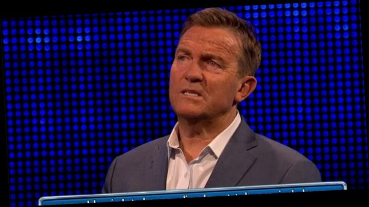 The Chase host Bradley Walsh fumes 'snap out of it' to chaser Shaun Wallace