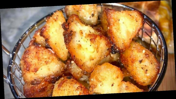 Home cook's recipe for roast potato bites sends foodies into a frenzy