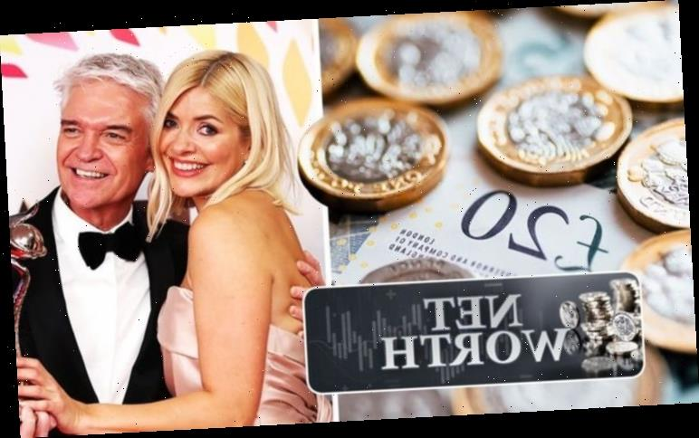 Holly Willoughby vs Phillip Schofield: How This Morning presenters made their fortune