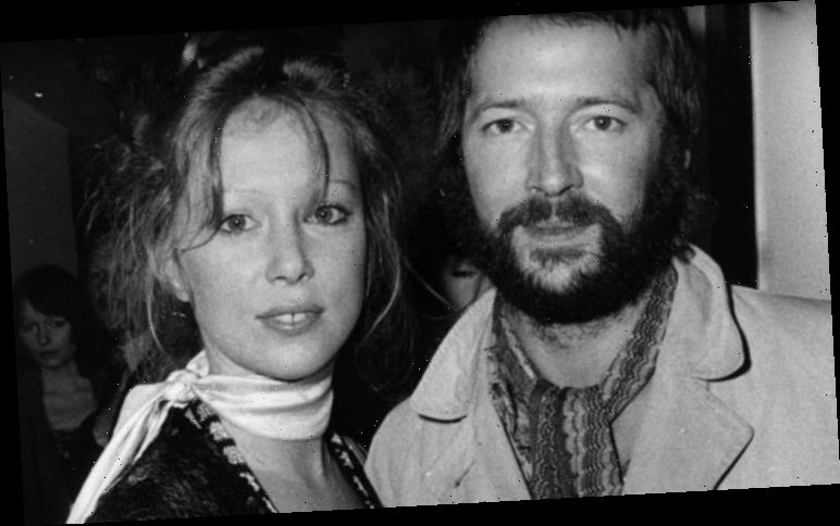 How Eric Clapton became obsessed with Pattie.. and heroin