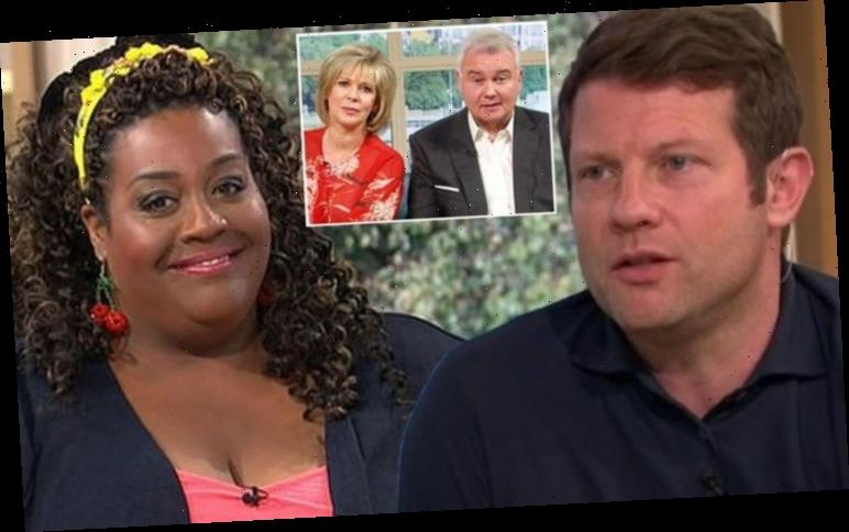 Alison Hammond and Dermot O'Leary to host This Morning as Ruth and Eamonn 'dropped'