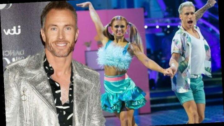 Strictly Come Dancing 2020: James Jordan raises concerns over 'super stiff' Maisie Smith