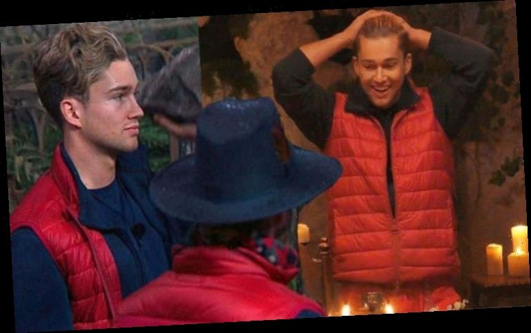 AJ Pritchard: I'm A Celeb star's dad says son's a 'wimp' as he finally takes part in trial