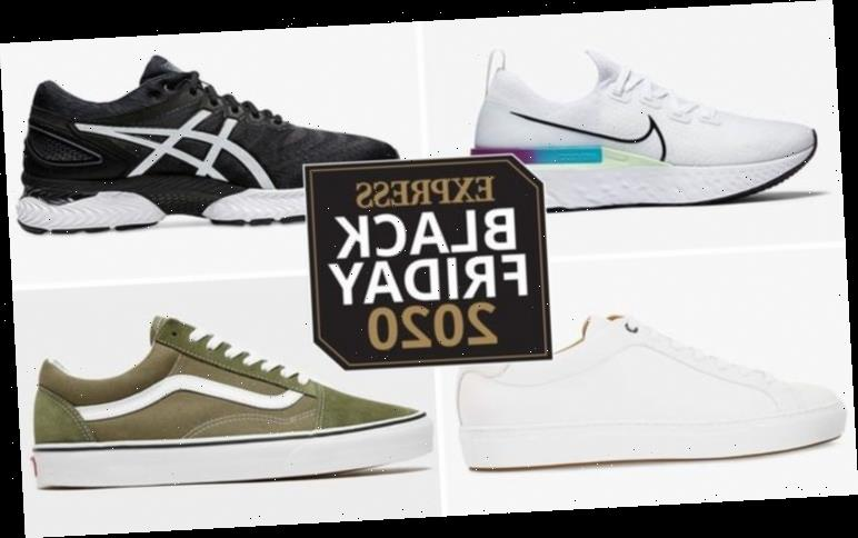 Black Friday shoes for men – huge discounts on Nike, Adidas, ASICS, and more