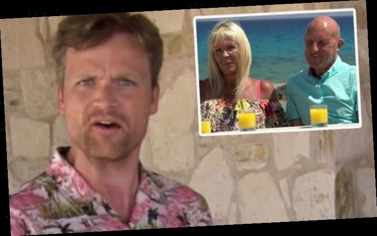 A Place in the Sun's Ben Hillman frustrated with guest over property needs 'But you said!'
