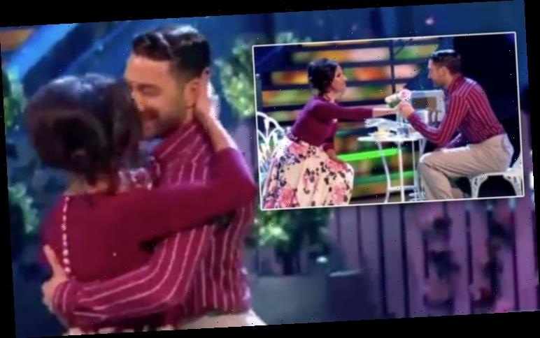 Giovanni 'completed' Ranvir on Strictly tonight – body language shows 'bonding signals'