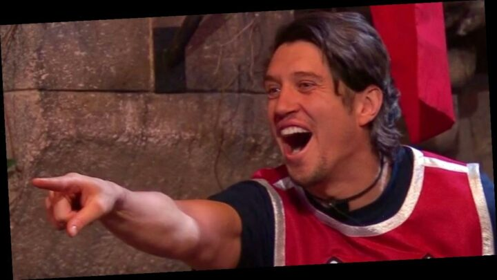 I'm A Celeb's Vernon Kay screams F-word during live trial despite show warning