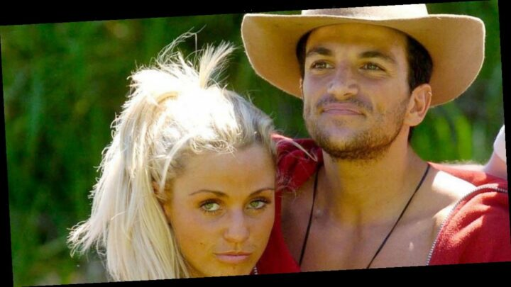 Katie Price says her and Peter Andre's I'm A Celebrity romance was a 'proper love story'