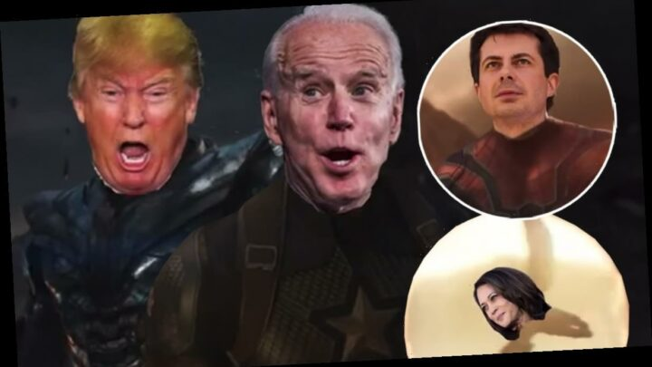 Viral Election-Themed Avengers: Endgame Video Is Making Some Stars Emotional