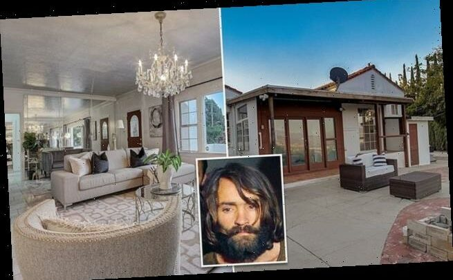 Infamous LA home from Manson murders is back on the market for $2.2m