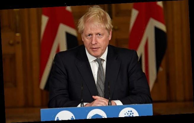 Second lockdown WILL end next month, Boris Johnson insists