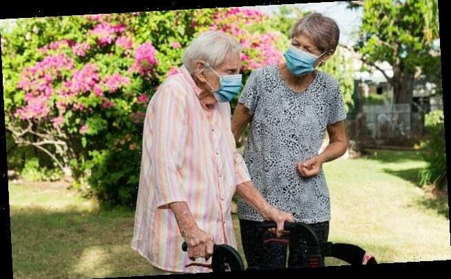 Families MUST be allowed to visit their loved ones in care homes