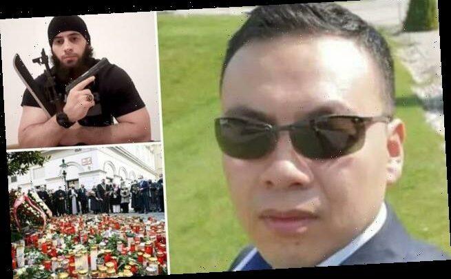 Pictured: Chinese restaurant owner killed in Vienna gun rampage