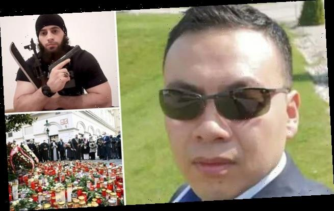 Pictured: Chinese restaurant owner killed in Vienna gun rampage