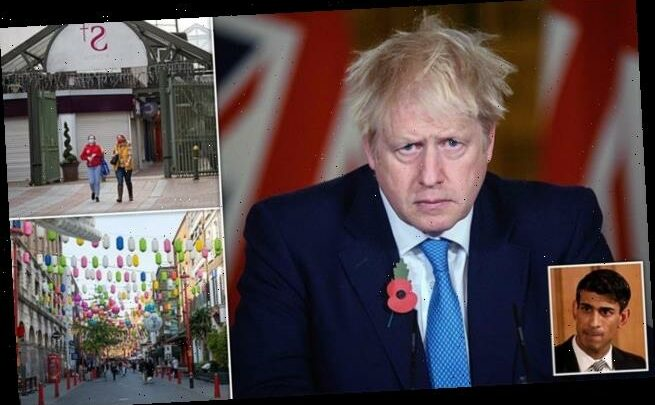 MAIL ON SUNDAY COMMENT:If lockdown goes on, it's curtains for Boris