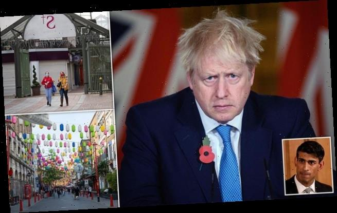 MAIL ON SUNDAY COMMENT: If lockdown goes on, it's curtains for Boris