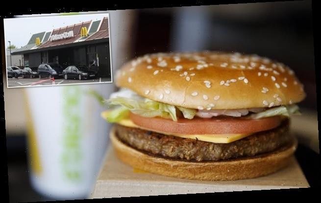 McDonald's announces plans for new plant-based burger