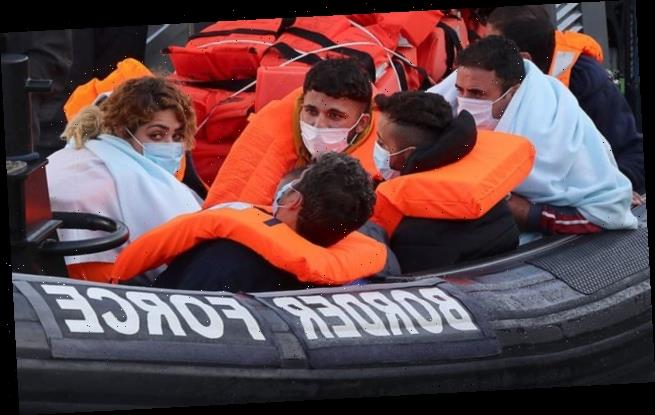 Numbers of migrants housed full-board in hotels rockets NINEFOLD