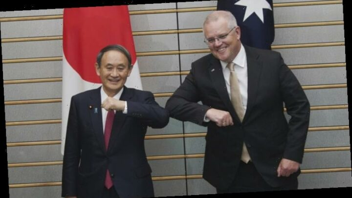 Australia and Japan to ramp up joint military exercises after landmark deal