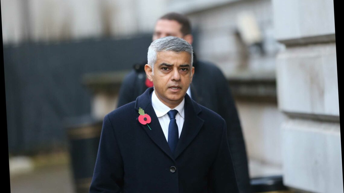 Sadiq Khan's mismanagement 'cost Transport for London SIX times more than Covid crisis', Tory Mayoral candidate blasts