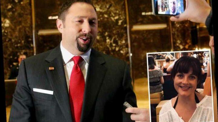 Who is Trump advisor Jason Miller's wife Kelly?