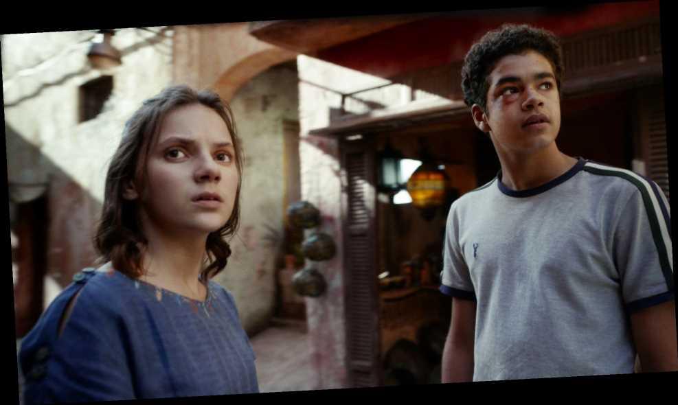 Why 'His Dark Materials' Star Amir Wilson Looks So Familiar