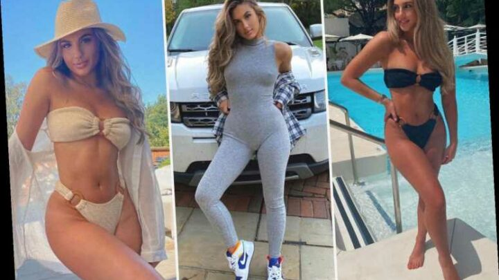 Inside Karren Brady's daughter Sophia Peschisolido glamorous life – including racy underwear shoots and exotic holidays