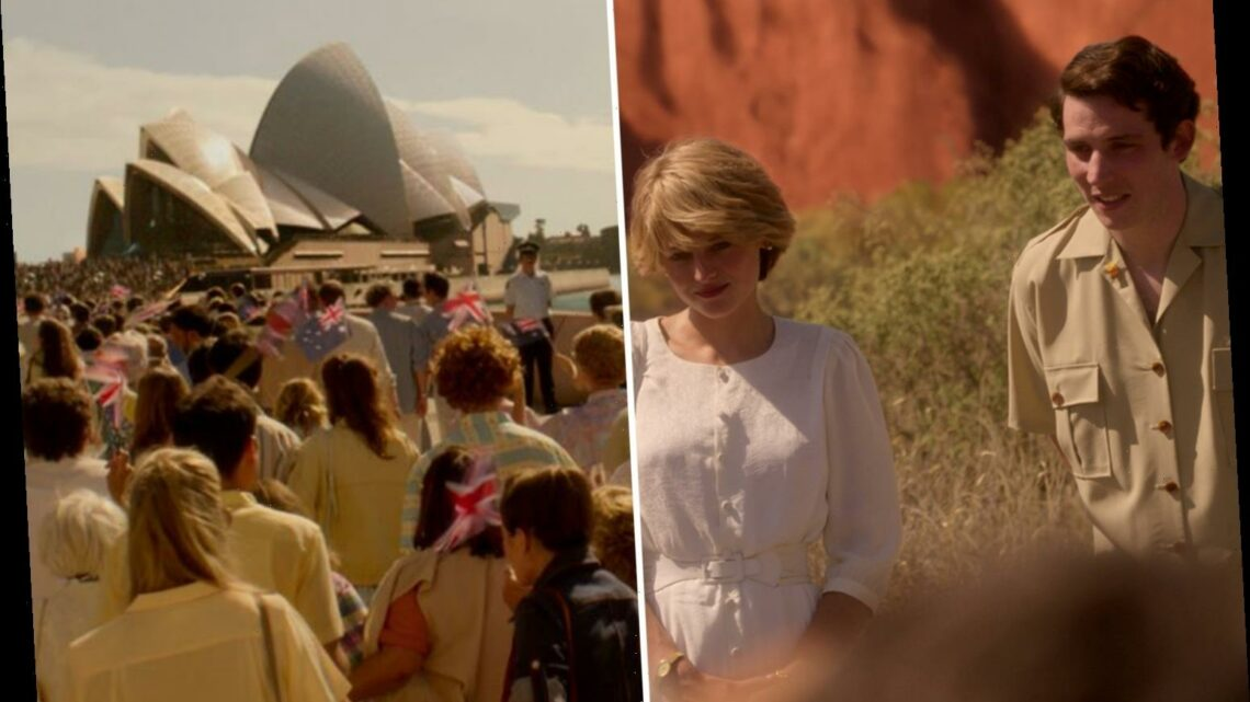 The Crown slammed for 'pathetic' re-creation of Australia after Netflix resorted to filming in Spanish tourist hotspot