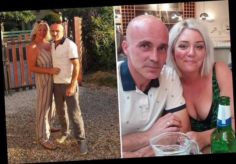 Gardener, 49, drowned in millionaire pals' swimming pool after he 'caught wife flirting with another man'