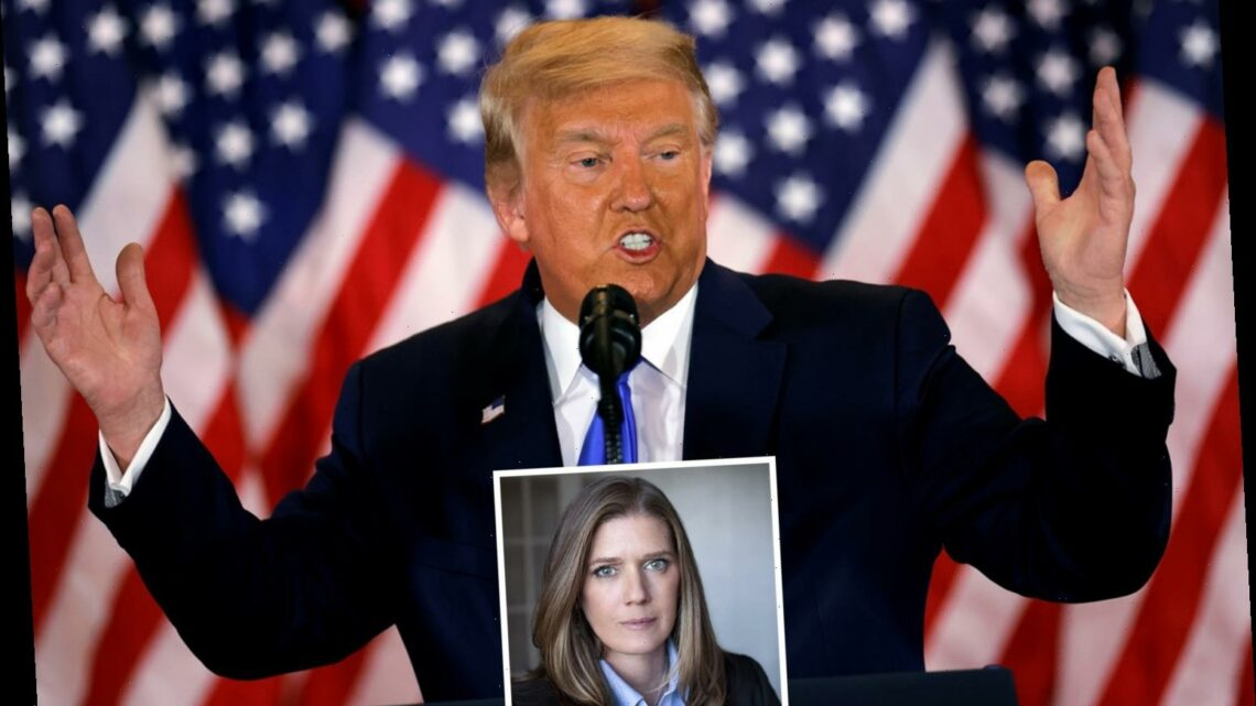 Donald Trump will be having 'meltdowns upon meltdowns' as he seeks revenge in his final days as president, niece claims