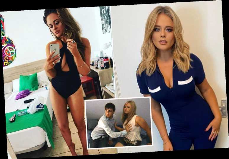 How Emily Atack lifted the taboo on bedroom secrets – as she opens up about faking orgasms, threesomes and toyboy lovers