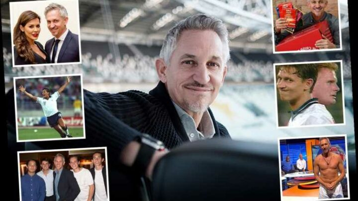 Gary Lineker reveals he's 'VERY single' and has never been on a dating app