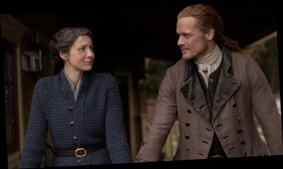 'Outlander': Looking Back at Some of the Best Moments From Season 5