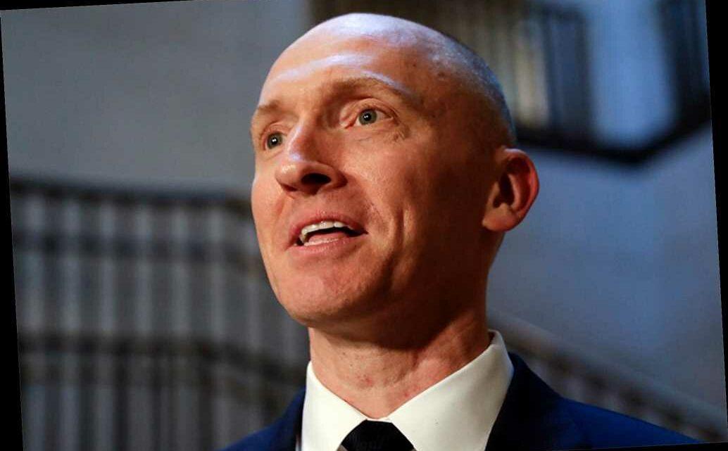 Carter Page files $75M suit against FBI, DOJ, others over 'unlawful surveillance'