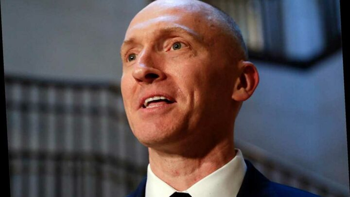 Carter Page files $75M suit against FBI, DOJ, others over 'unlawful surveillance'