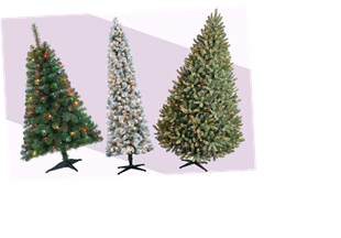 Michaels takes up to 50 percent off Christmas trees for holiday sale